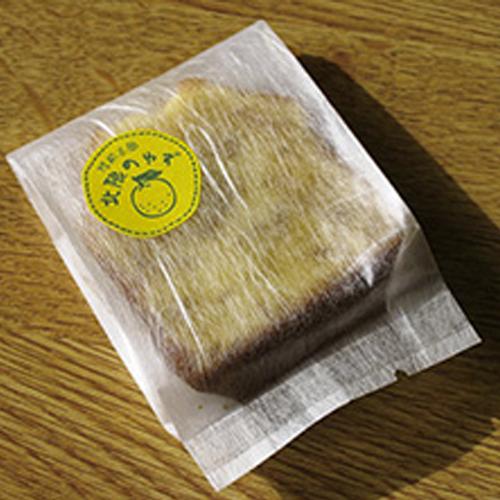 北限のゆずケーキ|ゆず収穫隊 アンテナショップ